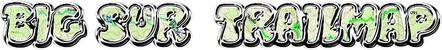 Big Sur Trailmap logo