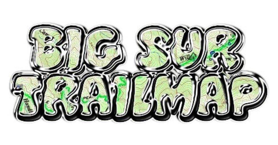 Big Sur Trailmap